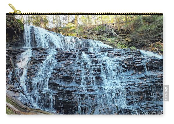 Mohawk Falls 2 - Ricketts Glen Carry-all Pouch