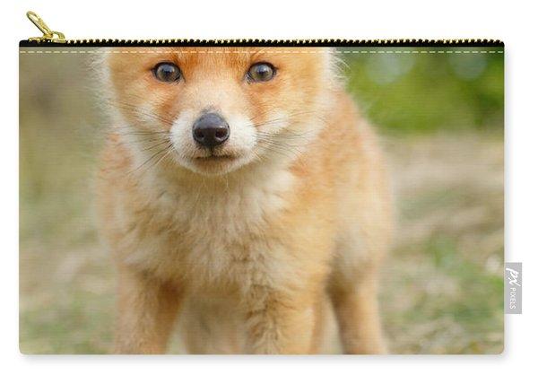 Moi...? _fox Cub Carry-all Pouch