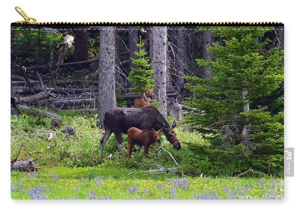 Mom And Baby Carry-all Pouch