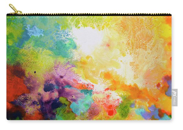 Momentum, Canvas One Carry-all Pouch