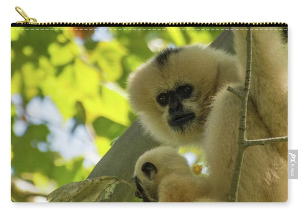 Mommy Gibbon Carry-all Pouch