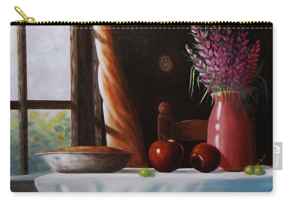 Mom's Apple Pie  Carry-all Pouch
