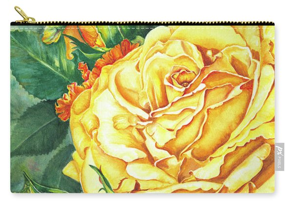 Mom's Golden Glory Carry-all Pouch