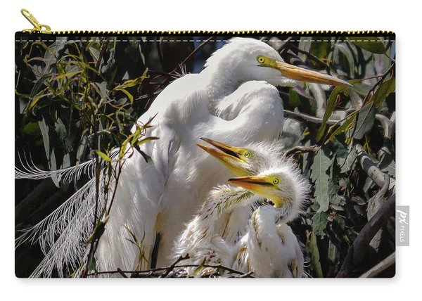Mom's Watchful Eye Carry-all Pouch