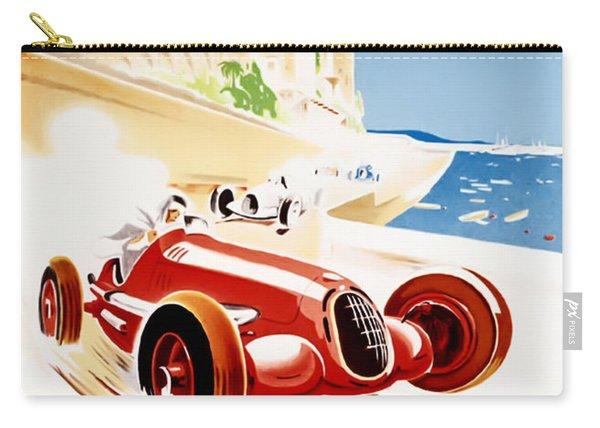 Monaco Grand Prix 1937 Carry-all Pouch