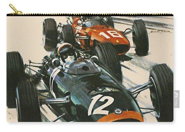 Monaco Grand Prix 1967 Carry-all Pouch
