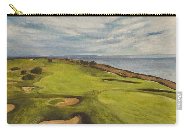 Monarch Bay Golf Course Carry-all Pouch