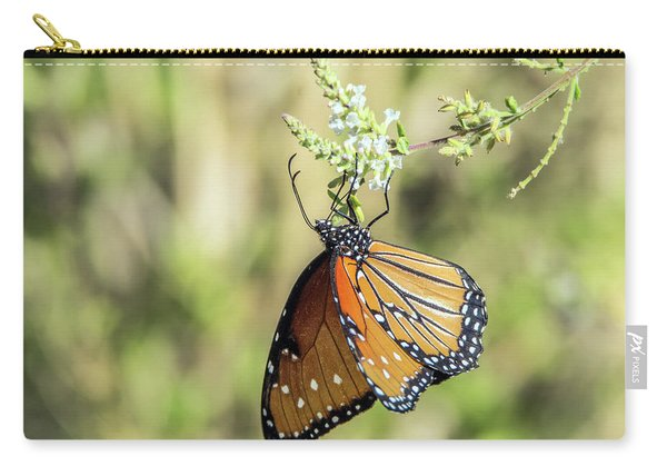 Monarch Butterfly 7504-101017-2cr Carry-all Pouch