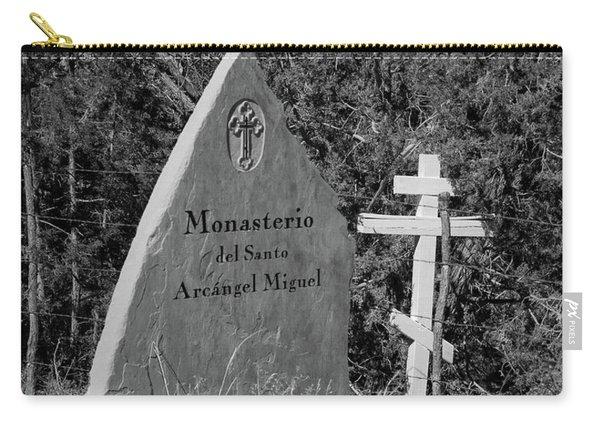 Monasterio Del Santo Arcangel Miguel Carry-all Pouch
