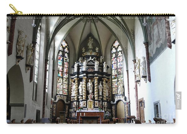Monastery Church Oelinghausen, Germany Carry-all Pouch