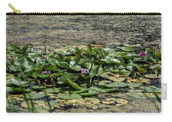 Monet At Giverny - 2 Carry-all Pouch