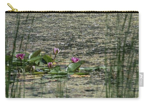 Monet At Giverny Carry-all Pouch