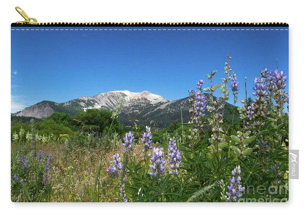 Mammoth Meadow   Carry-all Pouch