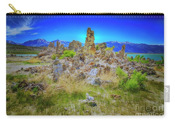 Mono Lake, South Tufa's Carry-all Pouch