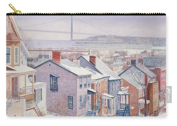 Monroe St Staten Island Carry-all Pouch