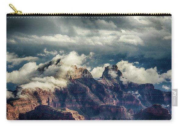 Monsoon Clouds Grand Canyon Carry-all Pouch