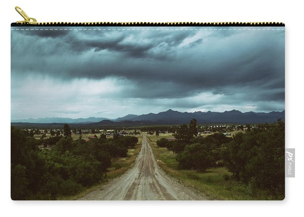 Monsoons From The Meadows Carry-all Pouch