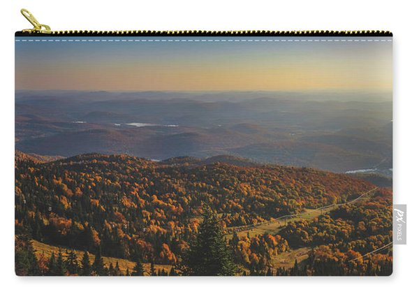 Mont Tremblant Summit Panorama Carry-all Pouch