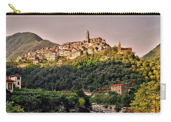 Montalto Ligure - Italy Carry-all Pouch