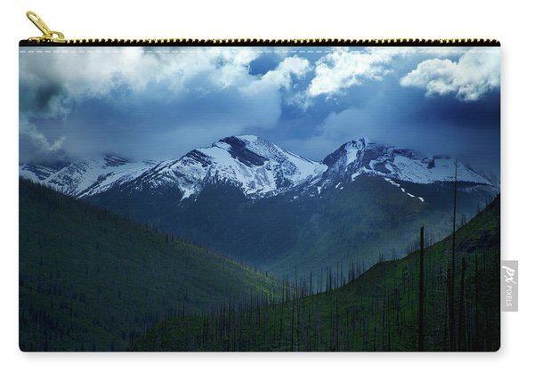 Montana Mountain Vista #2 Carry-all Pouch