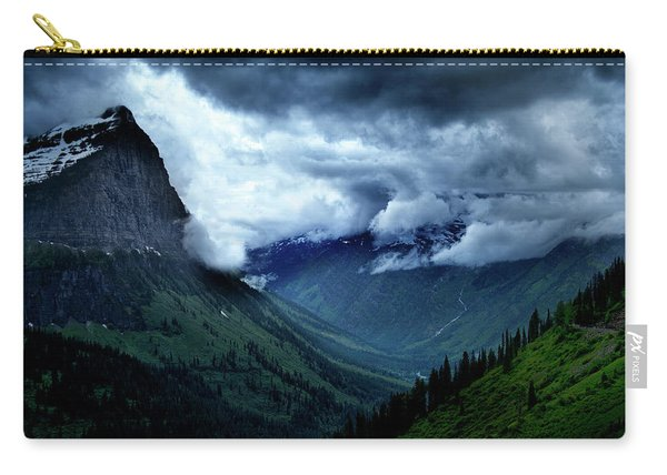 Montana Mountain Vista Carry-all Pouch