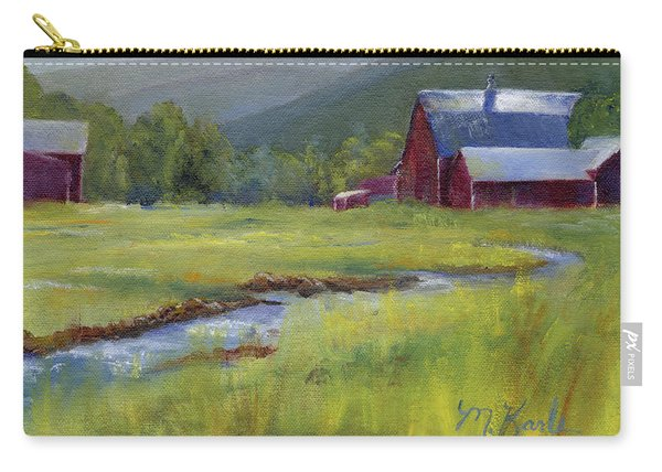 Montana Ranch Carry-all Pouch