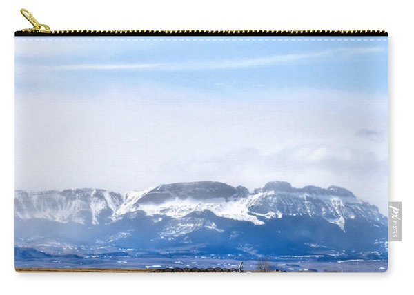 Montana Scenery One Carry-all Pouch