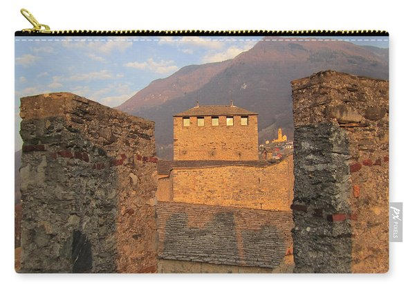 Montebello - Bellinzona, Switzerland Carry-all Pouch
