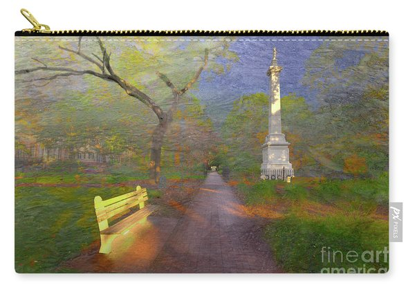 Monterey Square  Carry-all Pouch