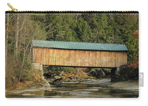 Montgomery Road Bridge Carry-all Pouch