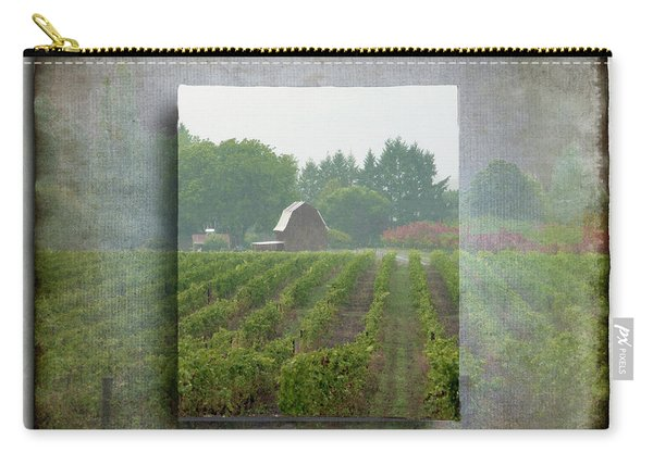 Montinore Winery Carry-all Pouch