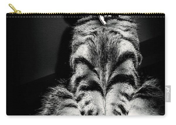 Monty Our Precious Cat Carry-all Pouch