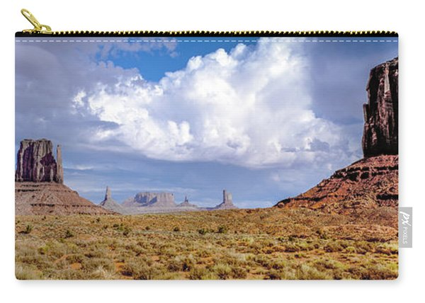 Monument Valley Mittens Carry-all Pouch