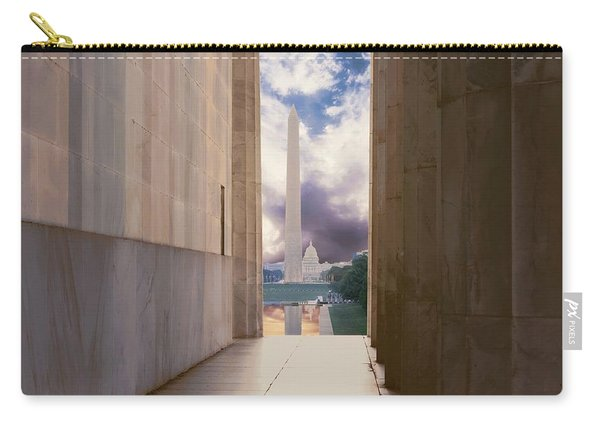 Monuments Sunrise Carry-all Pouch