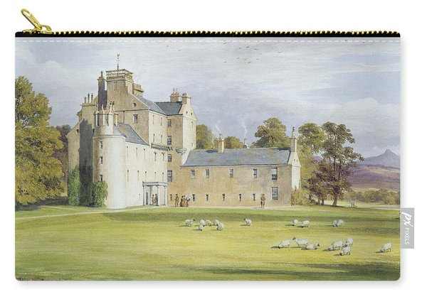 Monymusk House Carry-all Pouch