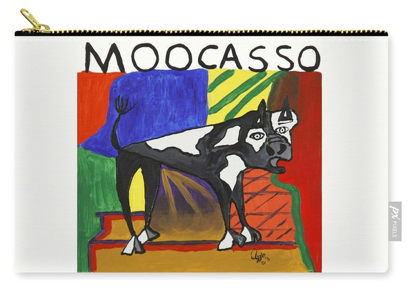 Moocasso Carry-all Pouch