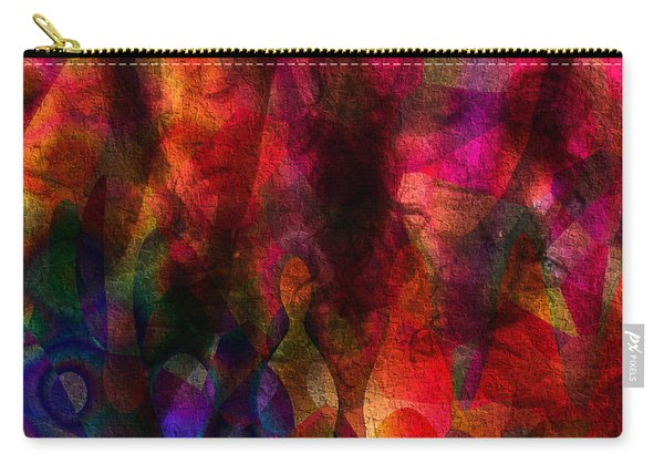 Moods In Abstract Carry-all Pouch