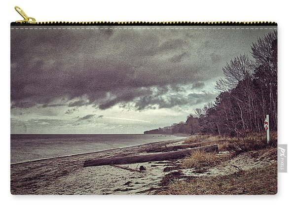 Moody Beach Carry-all Pouch