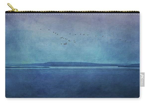Moody  Blues - A Landscape Carry-all Pouch
