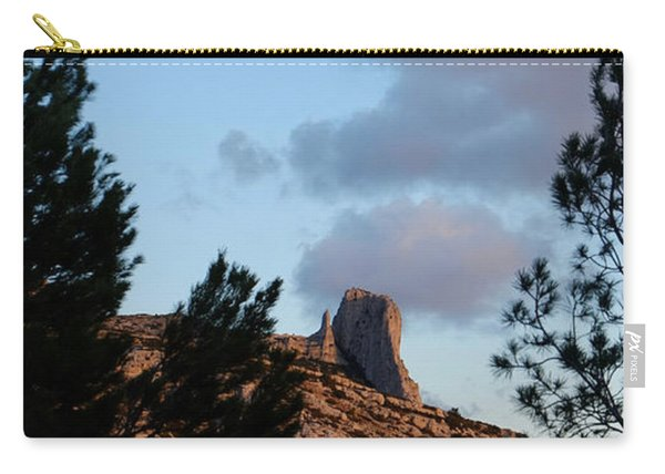 Moon And Rock Carry-all Pouch