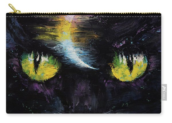 Moon Cat Carry-all Pouch