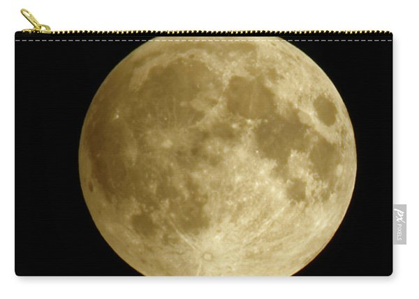 Moon During Eclipse Carry-all Pouch