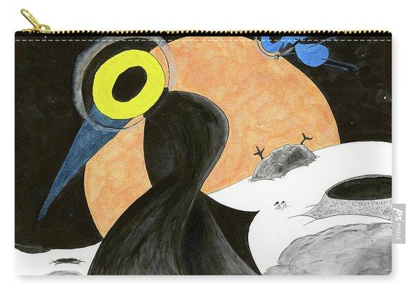 Moon Dusk Carry-all Pouch