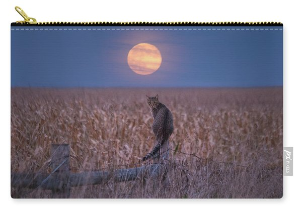 Moon Kitty  Carry-all Pouch