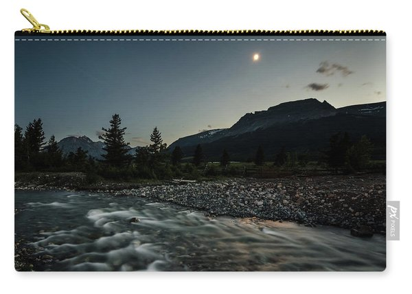 Moon Over Montana Carry-all Pouch