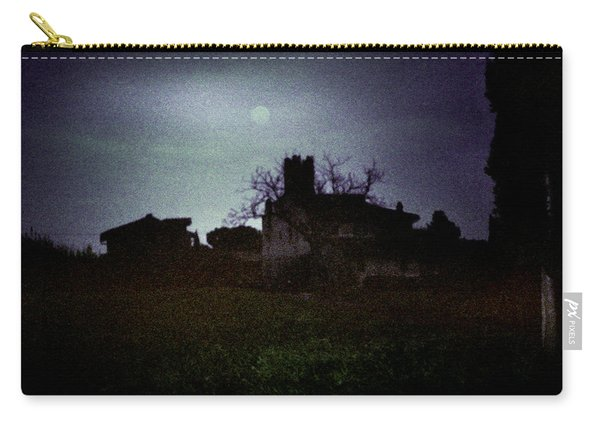 Moon Over Nice Carry-all Pouch
