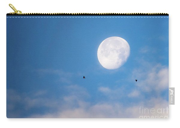 Moon Set Carry-all Pouch