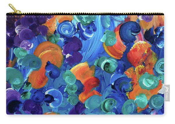 Moon Snails Back To School Carry-all Pouch
