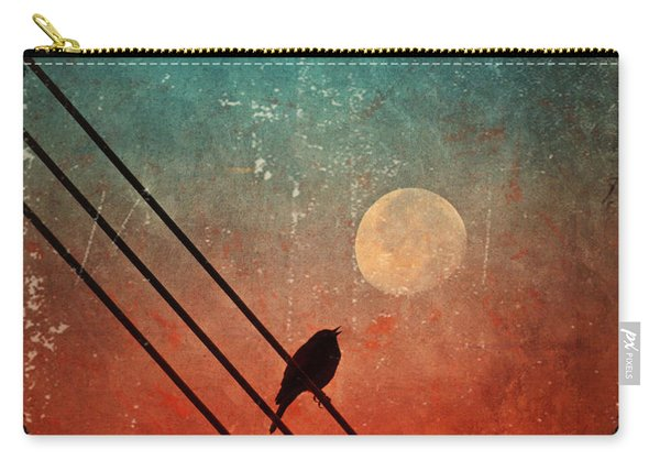 Moon Talk Carry-all Pouch