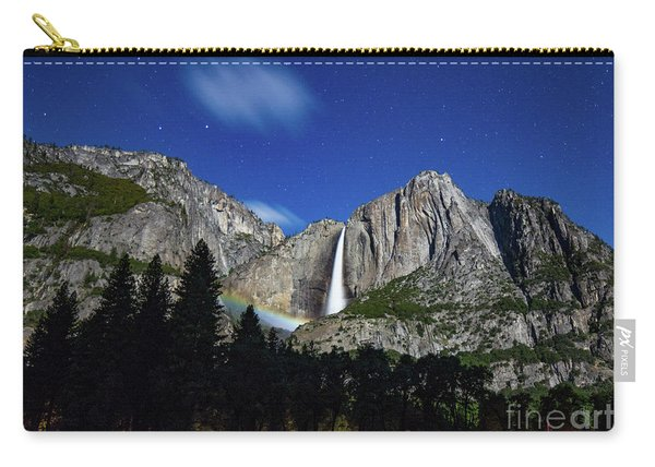 Moonbow And Louds  Carry-all Pouch
